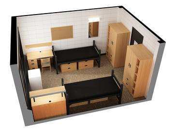 first year residence floor plan