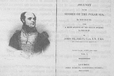 Dr Richardson Who Accompanied Franklin On This Trek Gives A Brief Account Of Events In The Fourth Volume