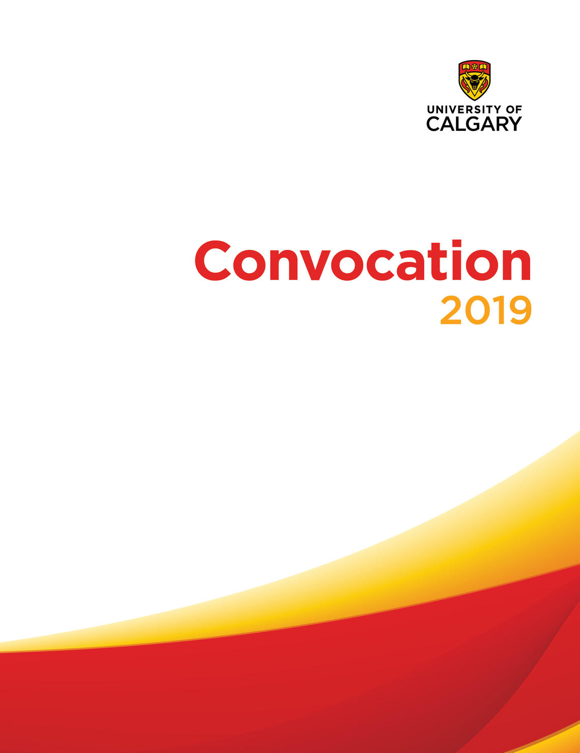 Convocation Program 2019