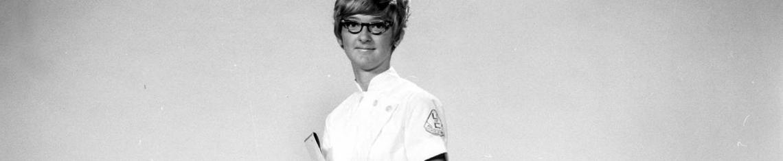 School of Nursing, 1970