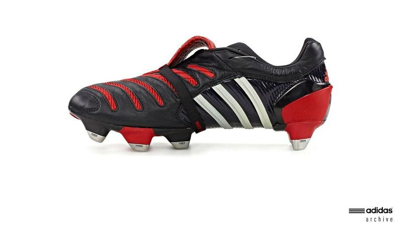 Predator Pulse designed with Adidas for David Beckham
