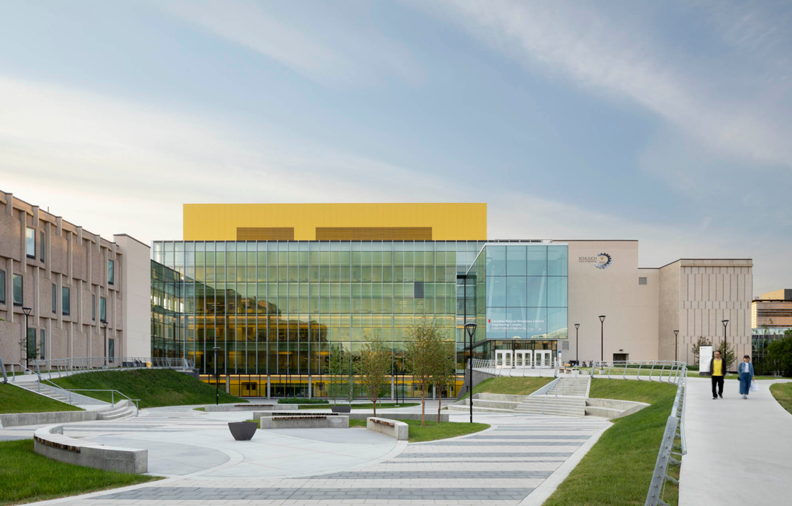 Schulich School of Engineering Expansion