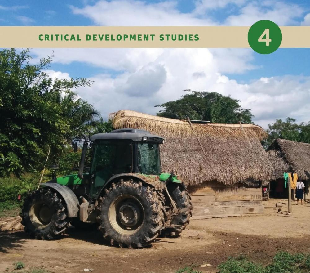 Text Cover - The Political Economy of Agrarian Extractivism