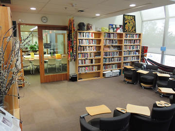Inside the WRC Library