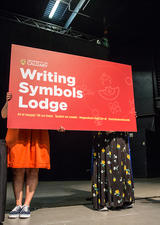 Writing Symbols Lodge