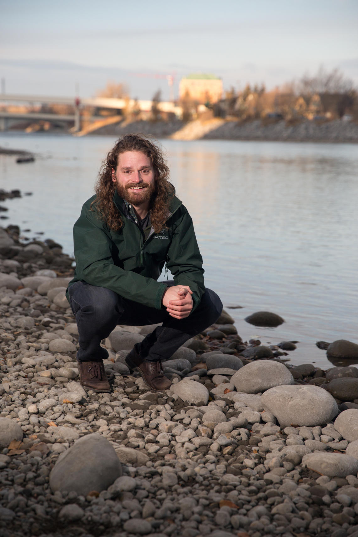 "Chris Cahill, PhD student and lead author of the study, says resource management is all about tradeoffs. His PhD focuses on using such an ""adaptive management"" approach in high-angling effort inland fisheries."