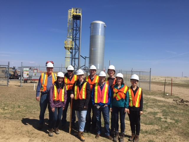 UCalgary researchers at the Containment and Monitoring Institute Field Research Station are developing technology that may help jurisdictions and energy operations meet their reduced GHG targets.