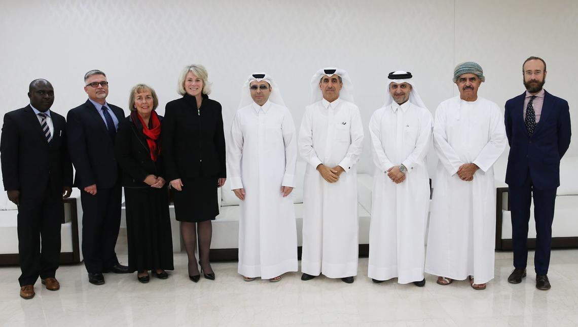 The agreement extends a successful, 10-year relationship between the State of Qatar and the university.