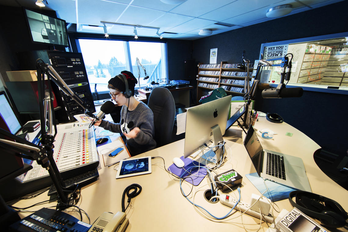Campus radio station CJSW celebrates 30 years on air, marking a history of giving volunteers an outlet for their voice, ideas, and academic interests.