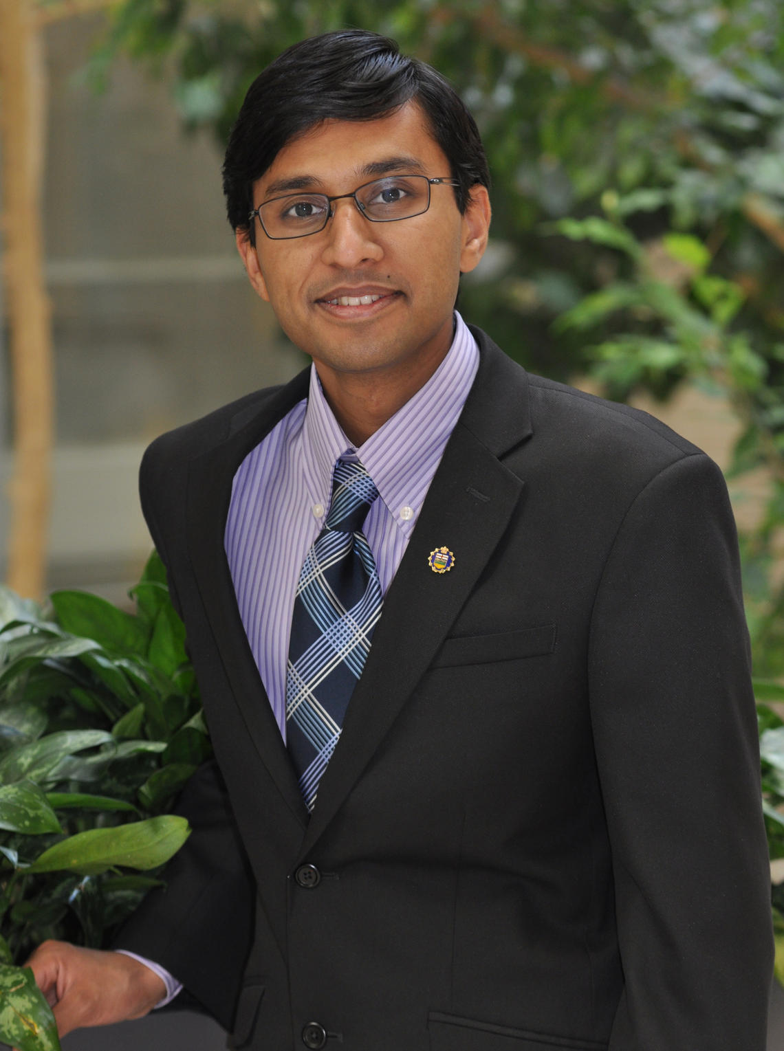 """I owe my career to him, I continue to learn from him and I would not be at Oxford without him,"" says Rhodes Scholar Aravind Ganesh, MD '12, of his mentor Dr. Tom Feasby."