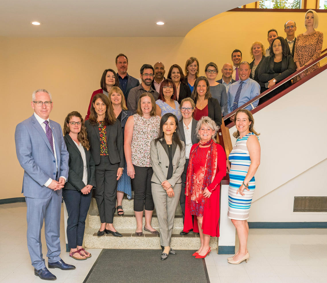 Congratulations to the newest ULead alumni, who marked their successful completion of the year-long leadership program with a celebration on June 27.