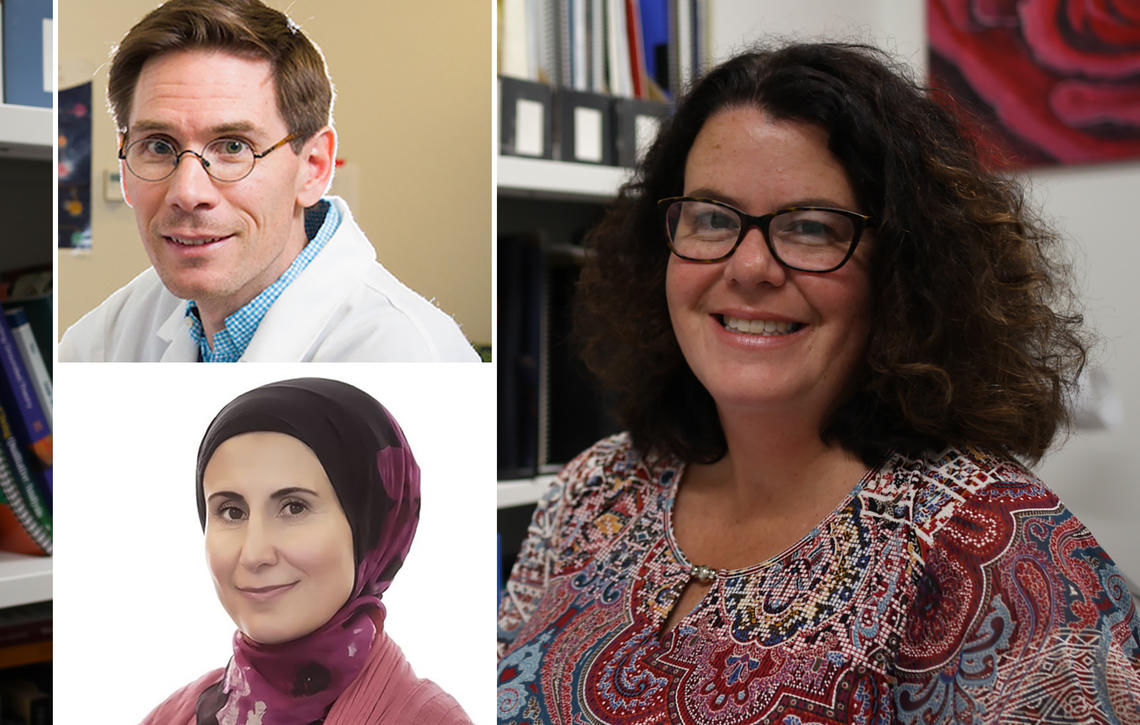 Three new honourees of Royal Society of Canada College of New Scholars, Artists and Scientists