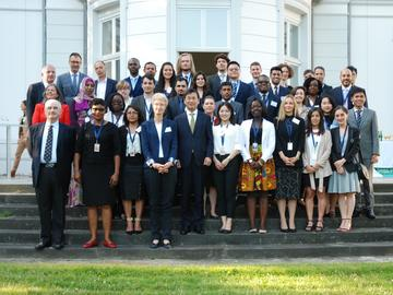 Summer Academy at the International Foundation for the Law of the Sea (IFLOS) in Hamburg, Germany