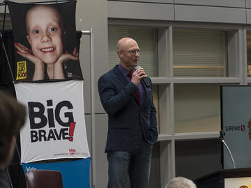Big Brave Under the Big Top Fundraiser