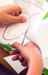 Fine motor play builds strength and endurance in muscle memory needed for literacy tasks like putting pencil to paper.