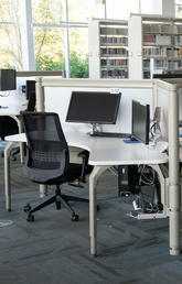 workstations in TFDL