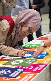 United Nations Sustainability Development Goals