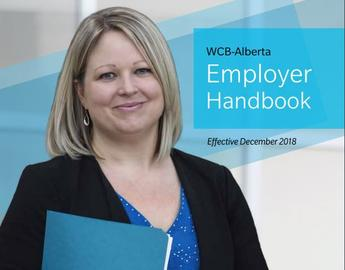 Employer handbook cover
